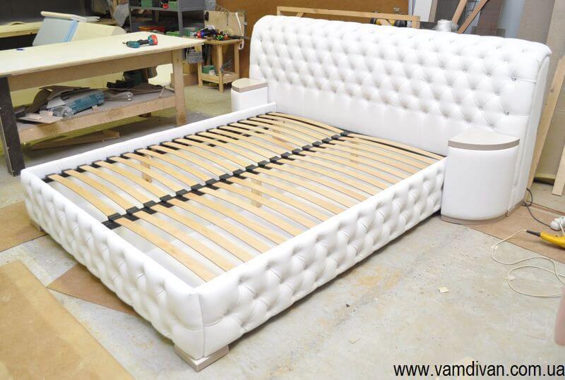 заказная кровать Честер