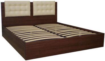кровать двуспальная цены и фото