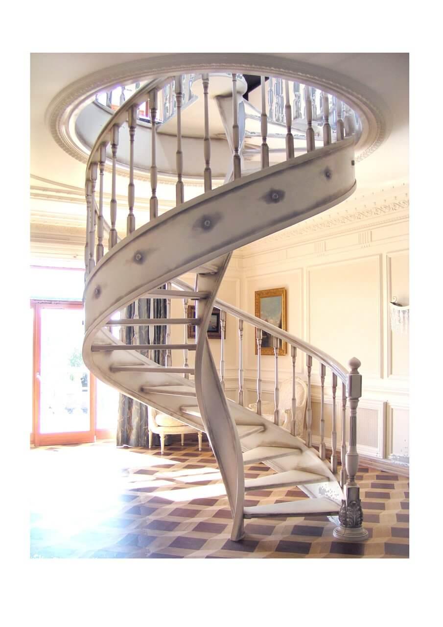 лестницы никак деревянные винтовые деревянные...