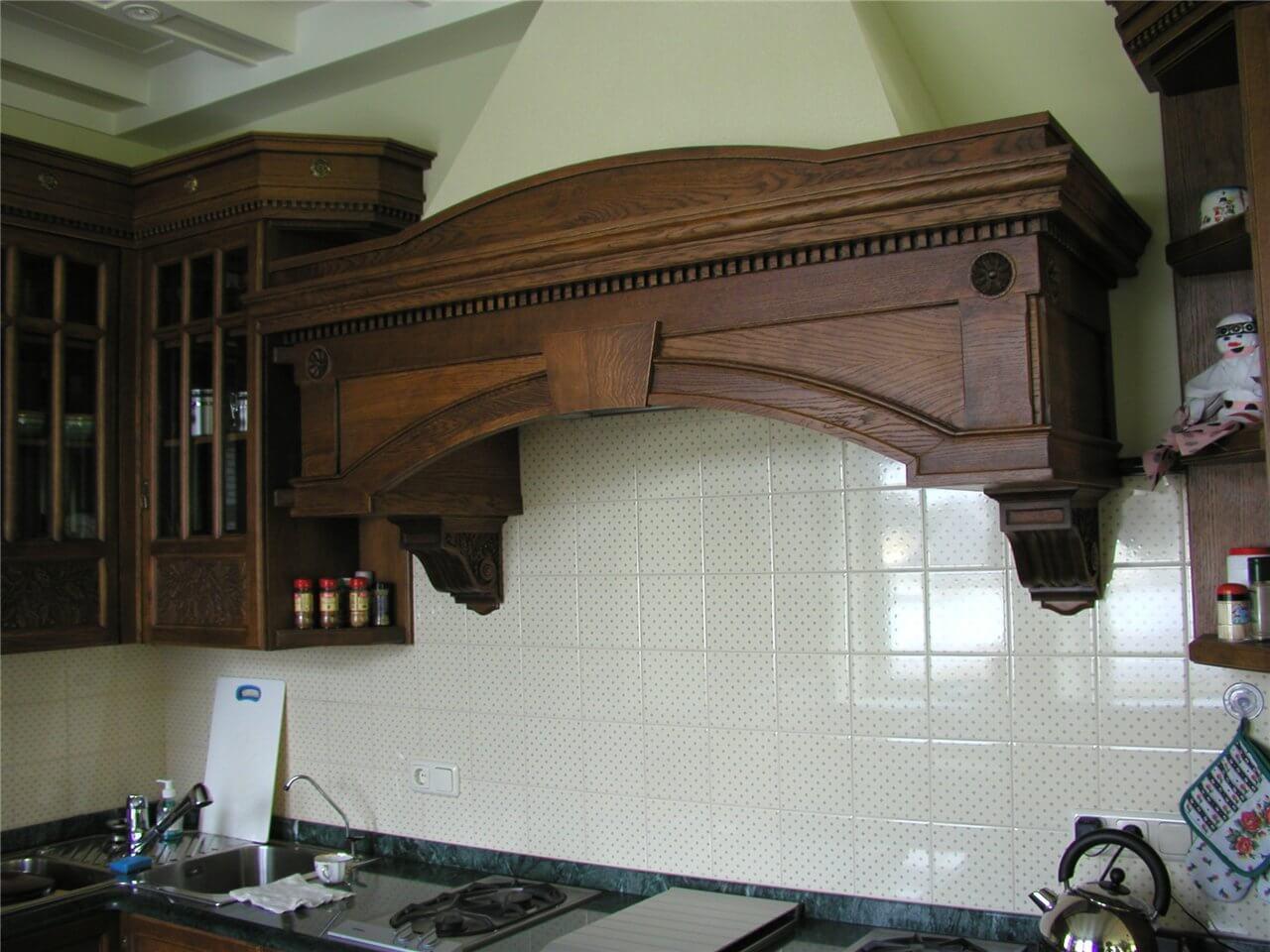 Вытяжка на кухне своими руками в частном 703