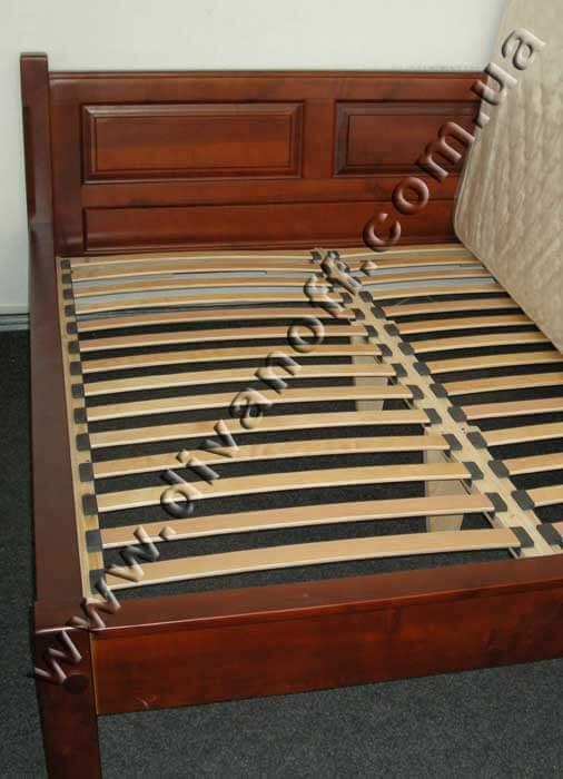 кровать деревянная Гармония