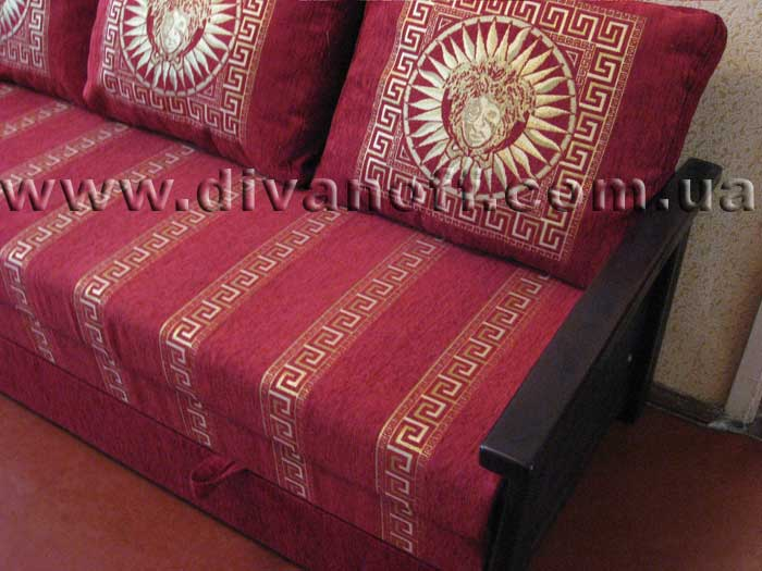 диван Милан, в ткани версаче