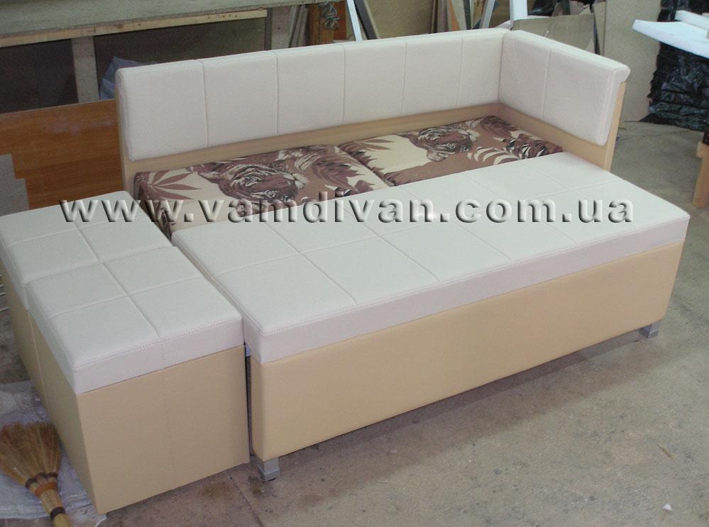 диван для кухни раскладной со спальным местом комфорт