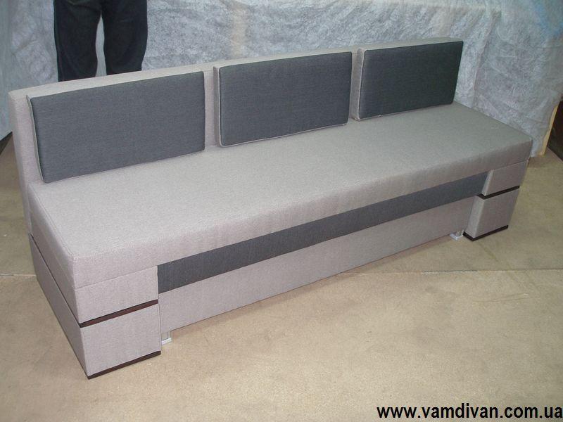 Небольшой диван на кухню со спальным местом