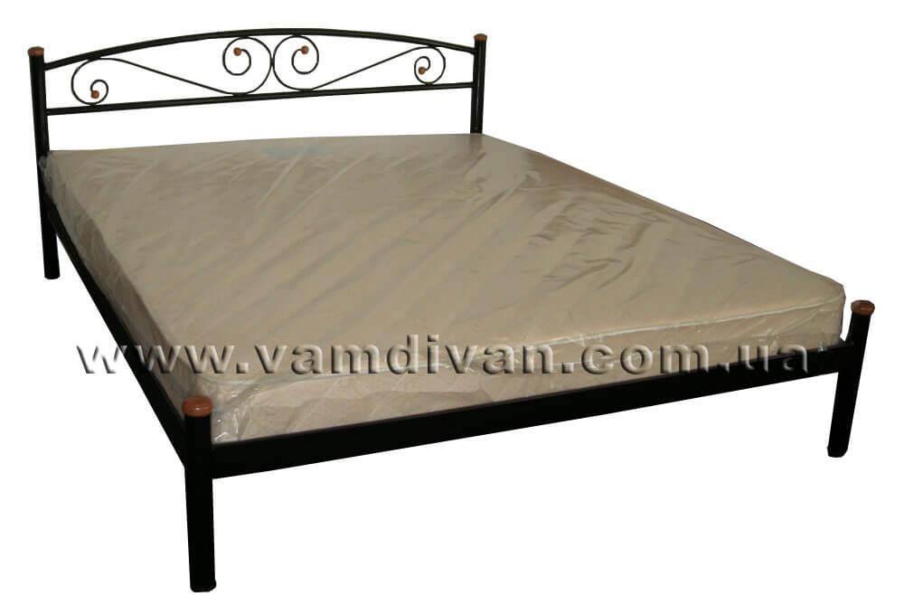 железная кровать верона