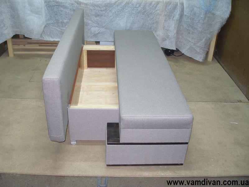 купить кухонный диван 2013 в киеве со спальным местом на заказ