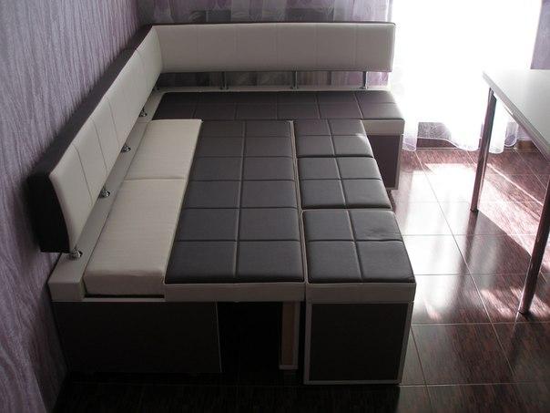 купить угловой кухонный диван 555 в киеве на заказ украина лавка